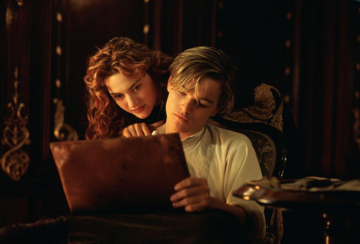 Titanic winslet dicaprio