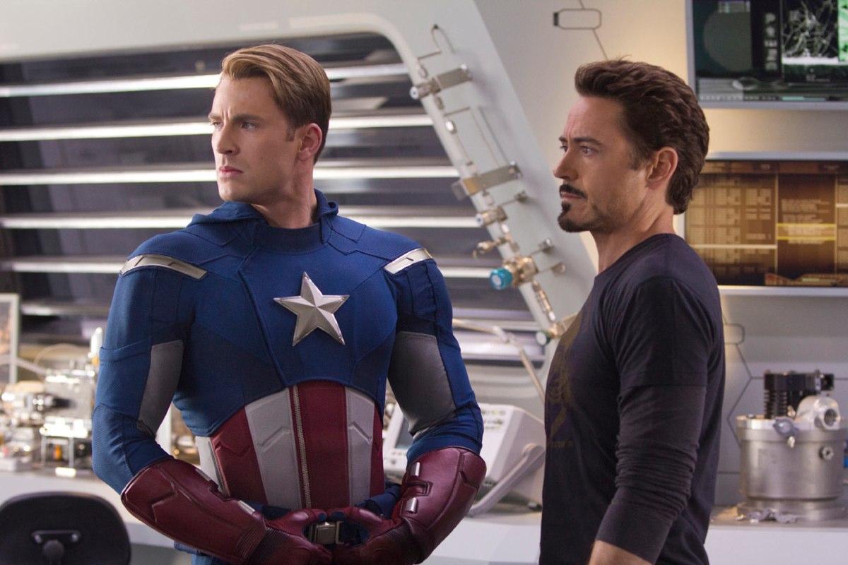Whedon avengers captain america iron man