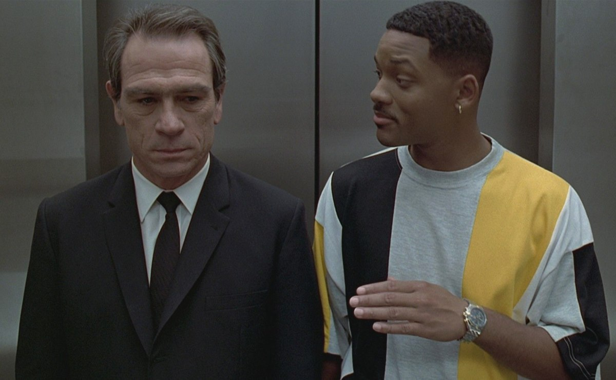 Will smith tommy lee jones