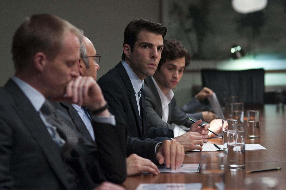 Chandor margin call quinto