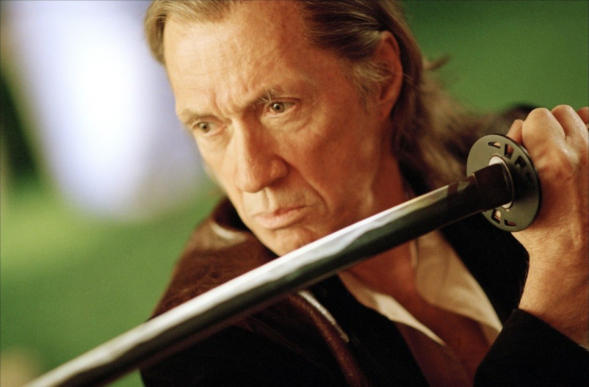 Kill bill david carradine