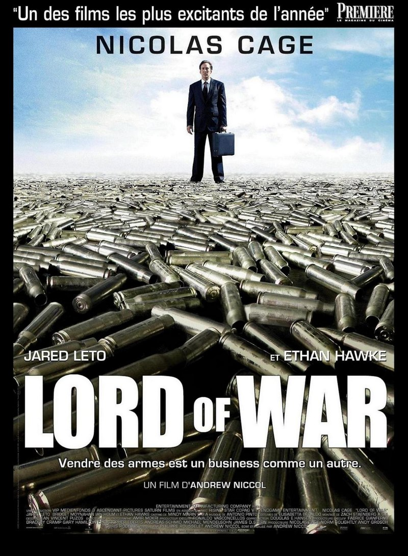 Lord of war niccol