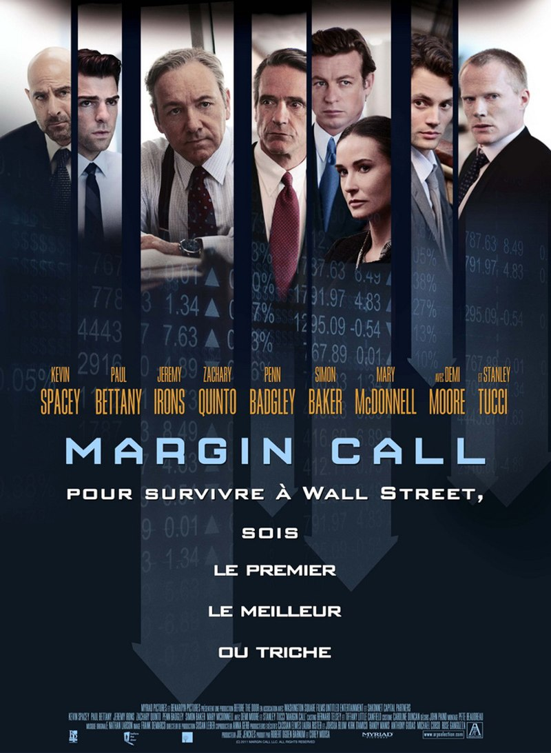 Margin call chandor
