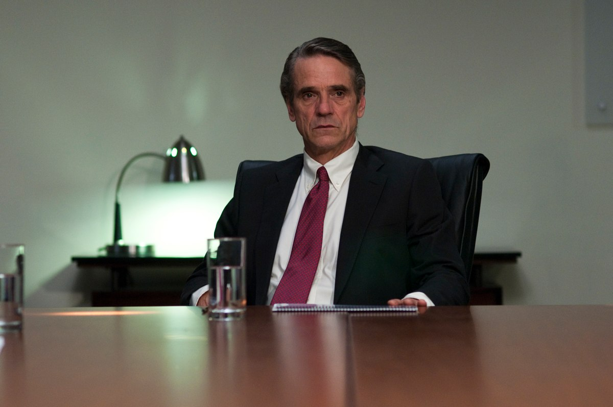 Margin call jeremy irons