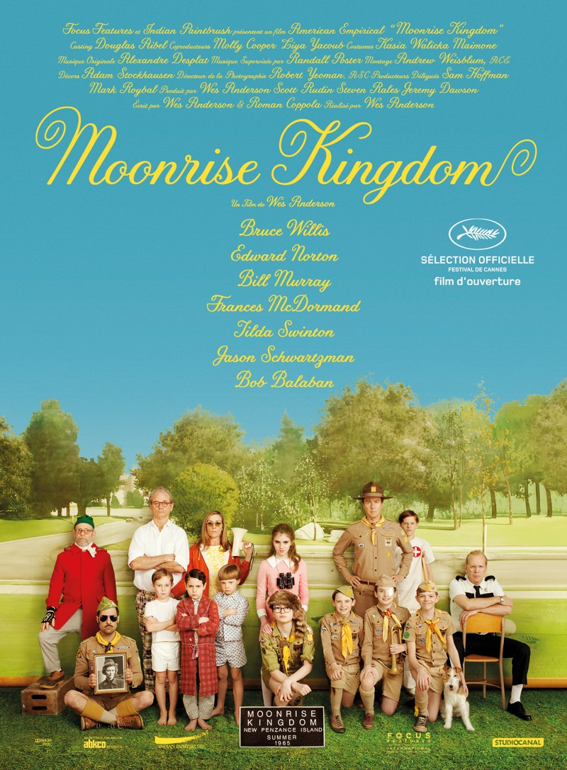 Moonrise kingdom anderson