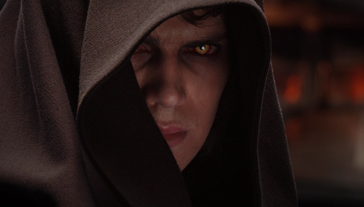 Star wars episode 3 Skywalker hayden christensen