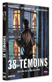 38 temoins dvd
