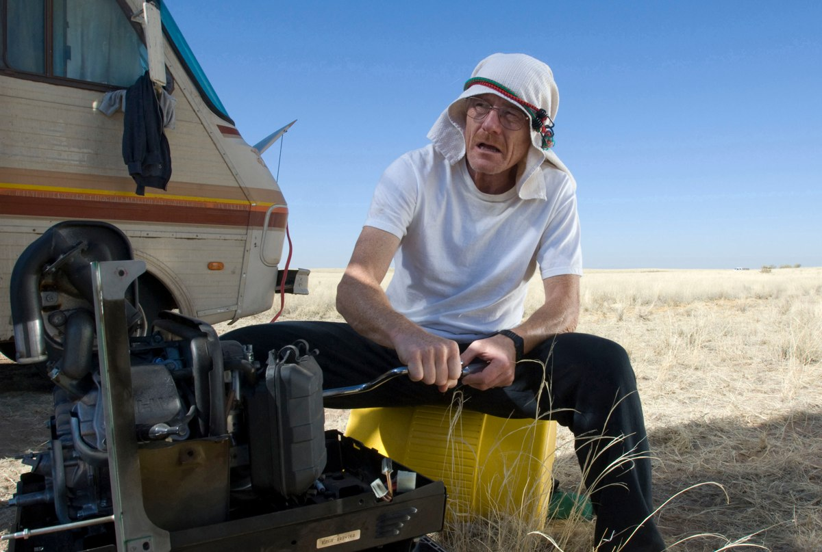 Breaking bad amc vince gilligan