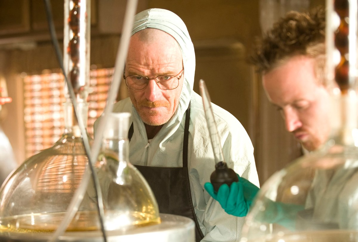 Breaking bad vince gilligan bryan cranston