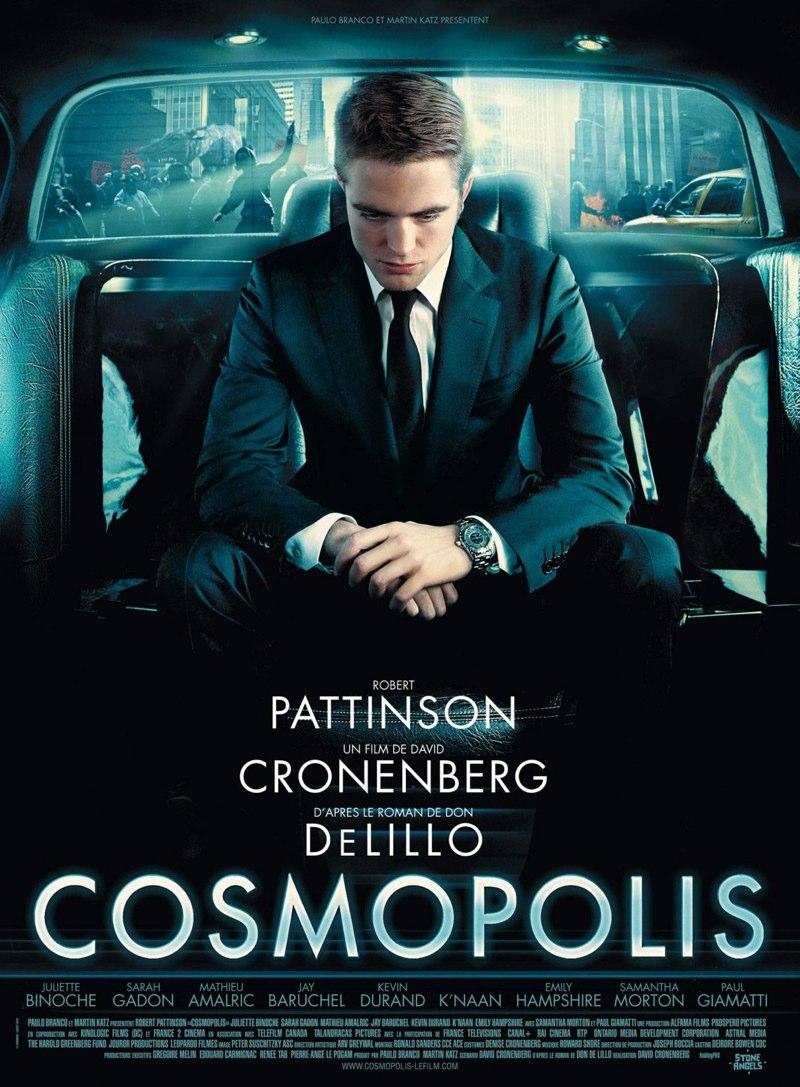 Cosmopolis cronenberg