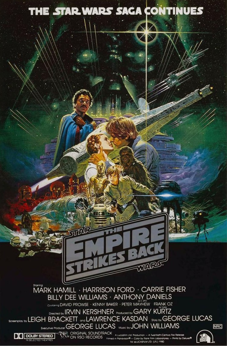 Star wars episode 5 empire contre attaque kershner