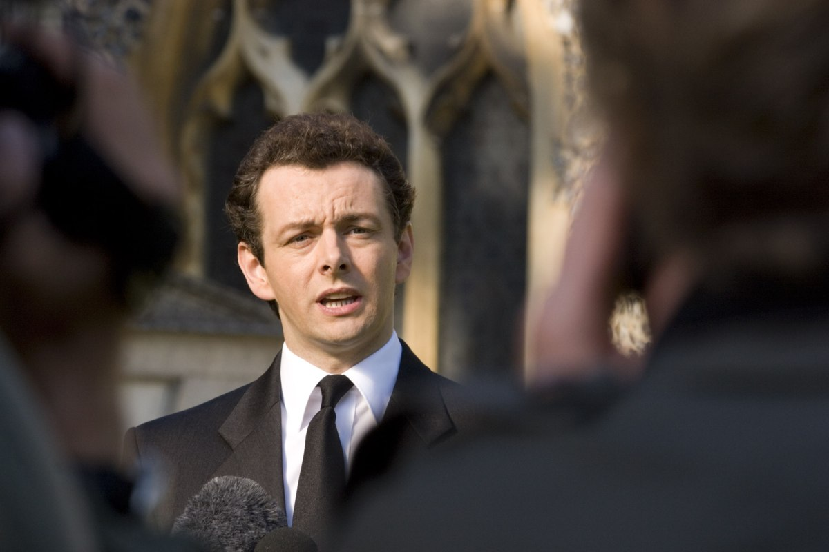 The queen frears michael sheen