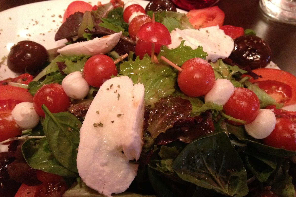Casa flavio salade
