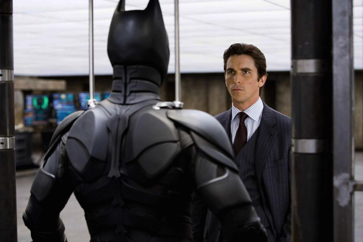 Dark knight nolan christian bale