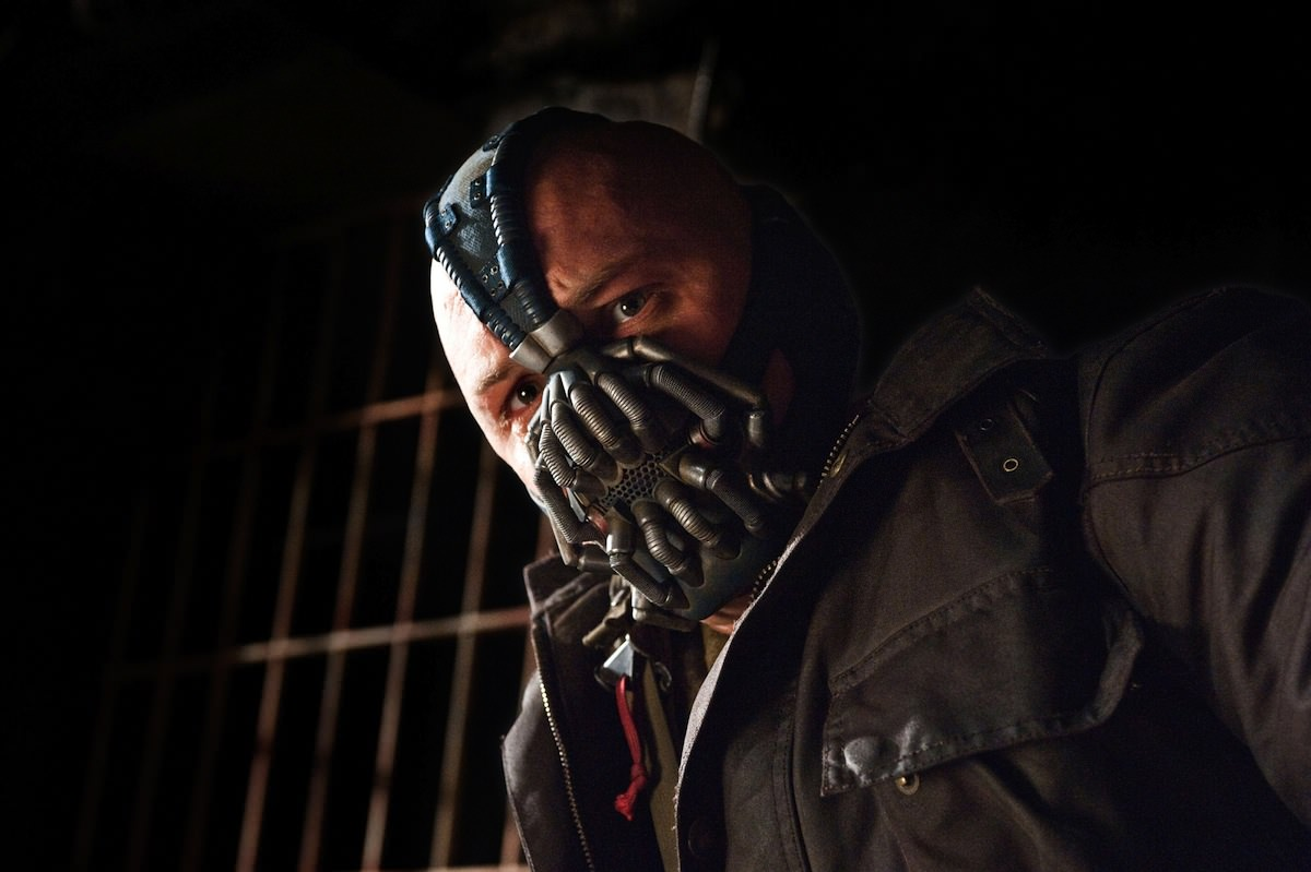 Dark knight rises tom hardy bane