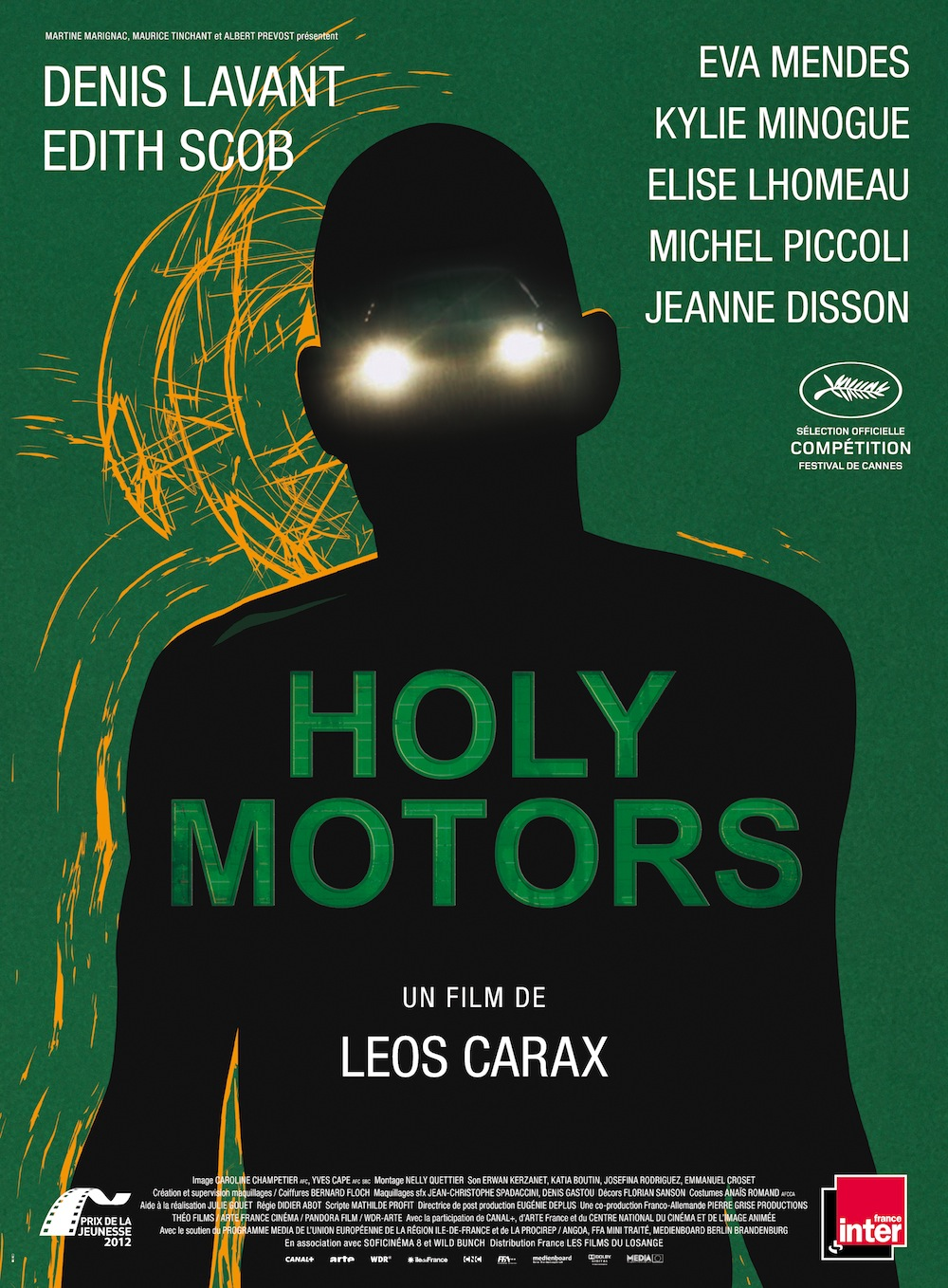 Holy motors carax