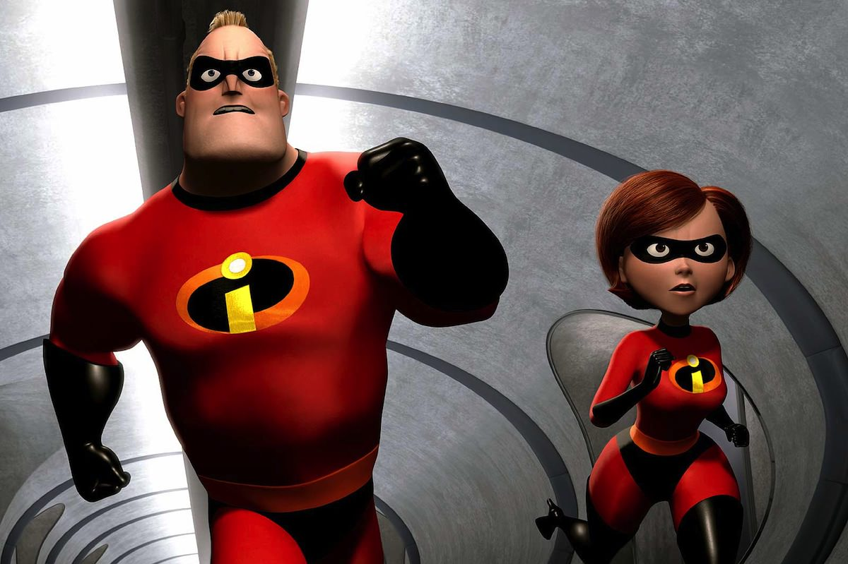 Indestructibles brad bird pixar