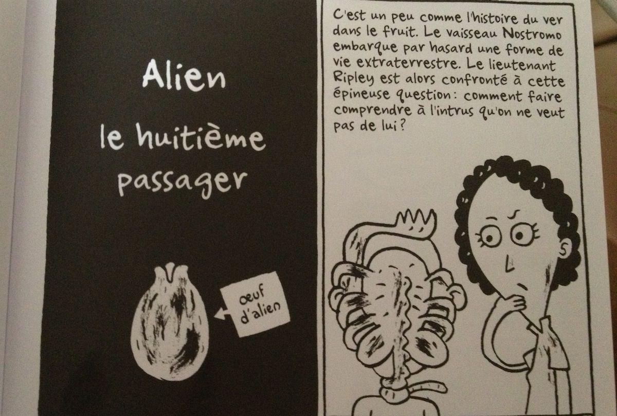 Alien 90 films cultes lange wengelewski