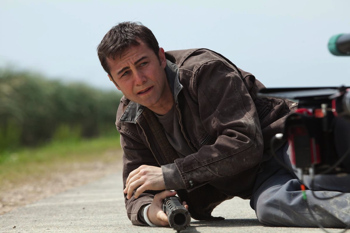Looper joseph gordon levitt