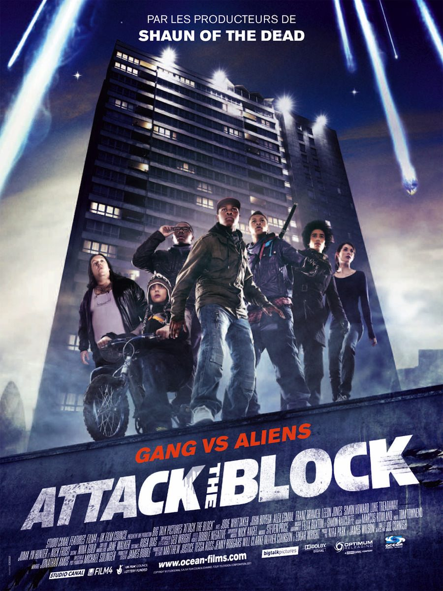 Attack the block cornish