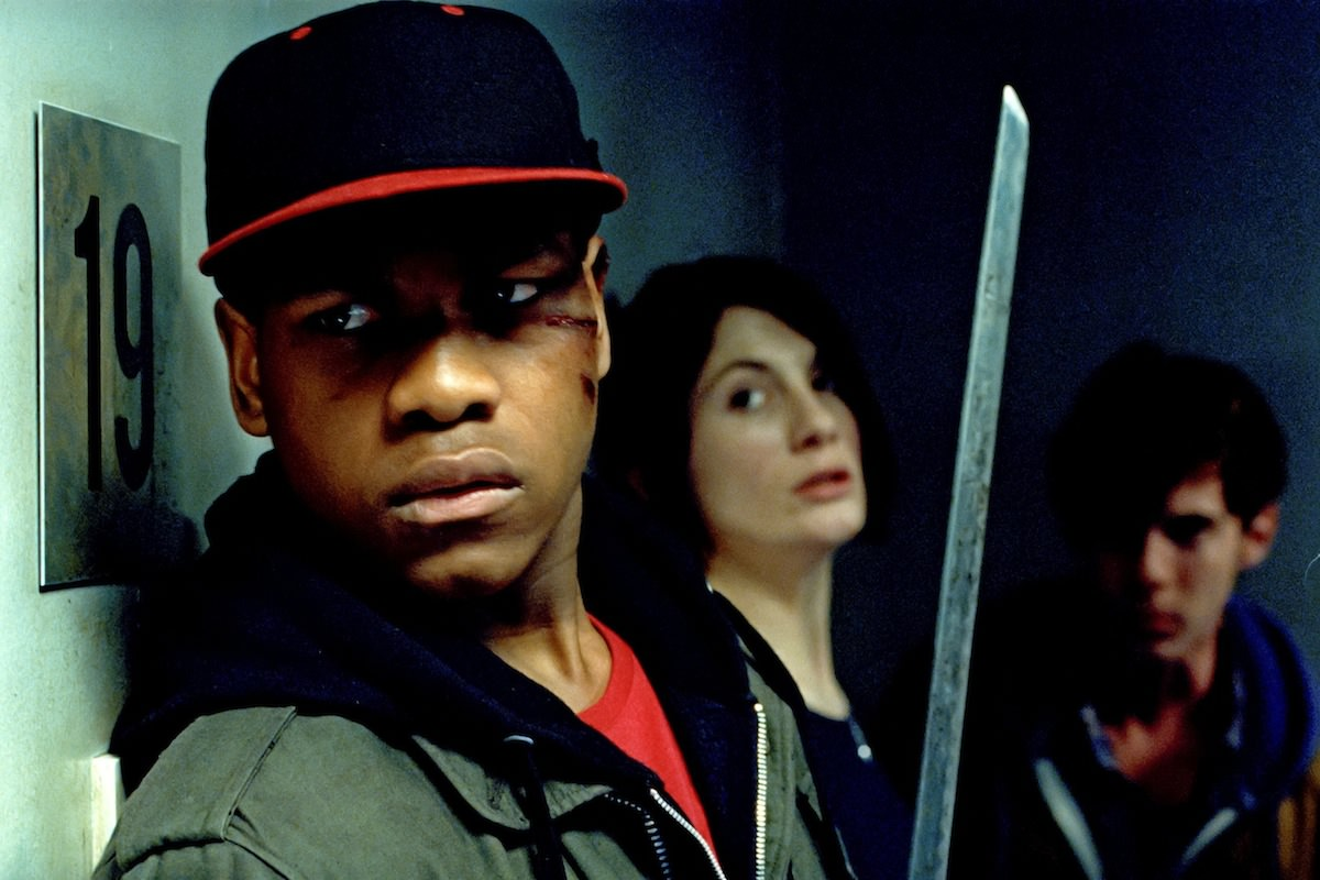 Cornish attack the block