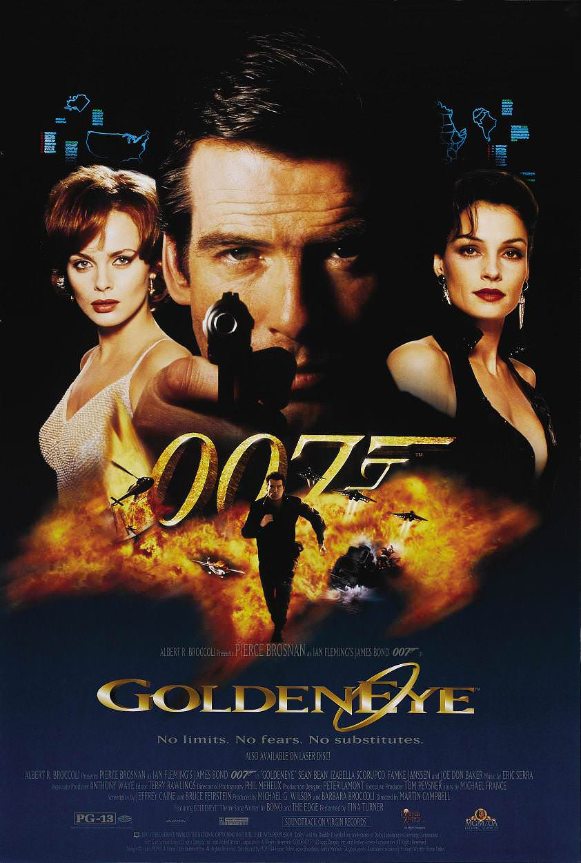 GoldenEye Campbell