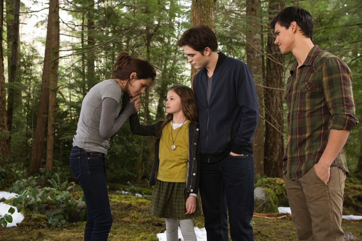 Twilight 5 partie 2 revelation condon