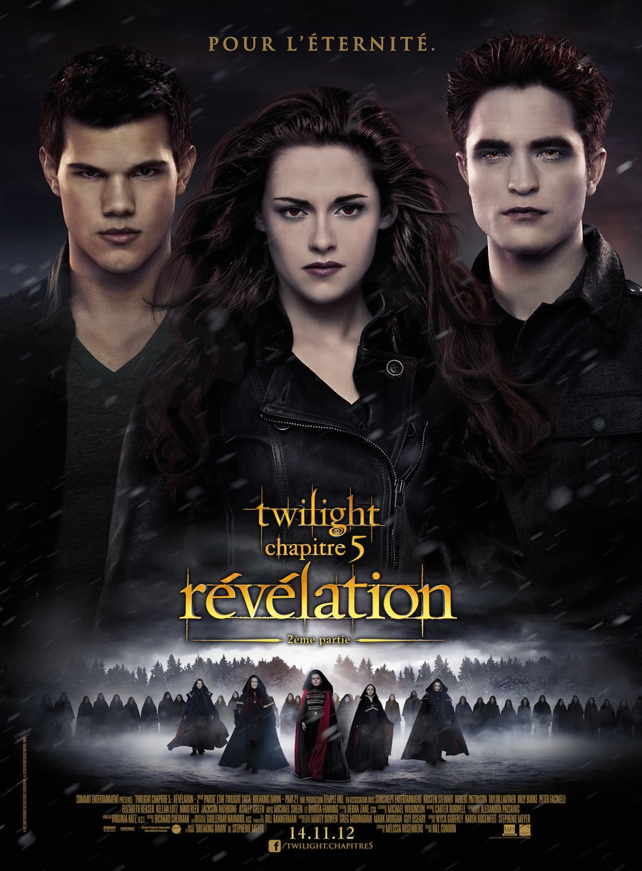 Twilight 5 revelation partie 2