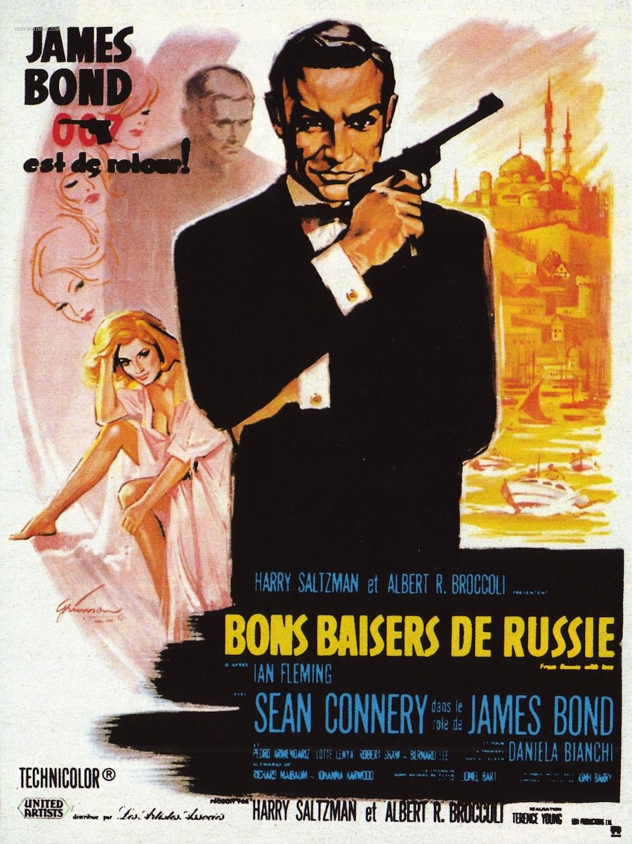 Bons baisers de russie terence young