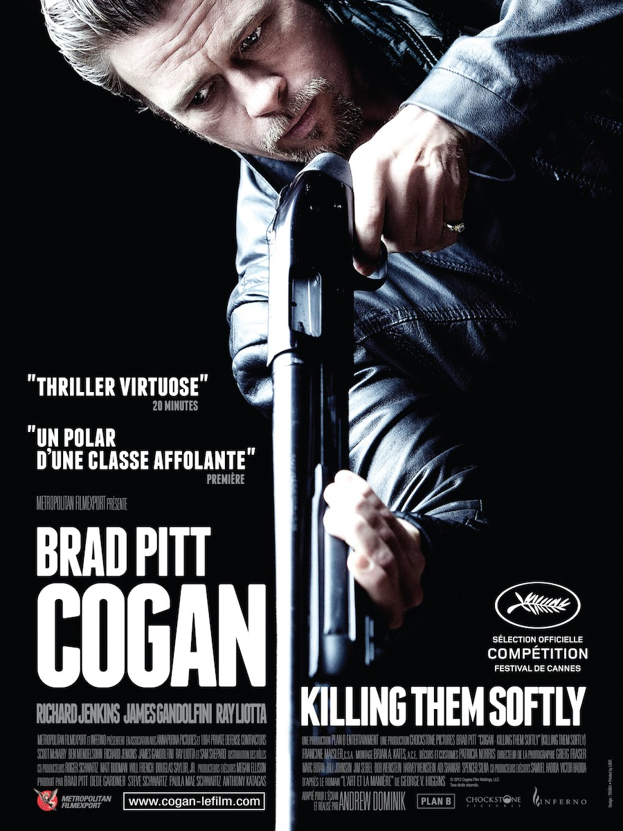 Cogan killing them softly andrew dominik