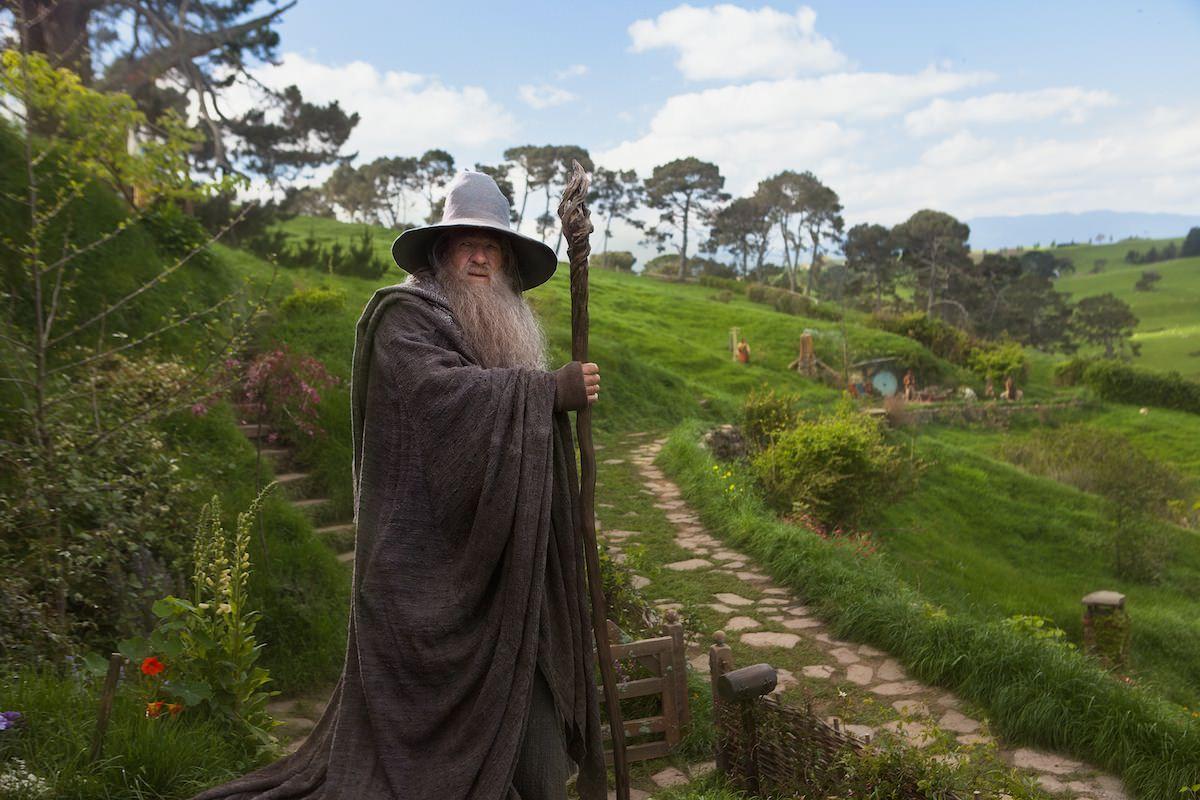 Hobbit un voyage inattendu ian mckellen