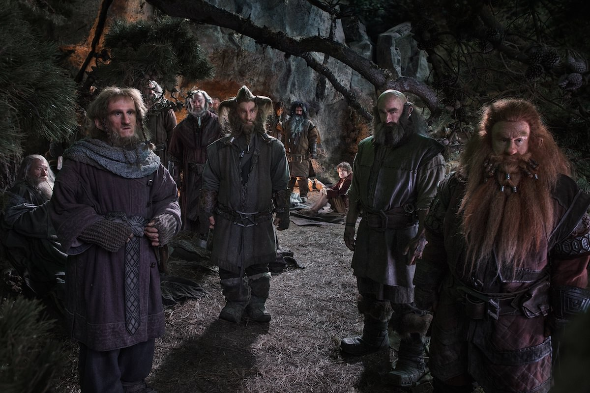 Jackson hobbit voyage inattendu