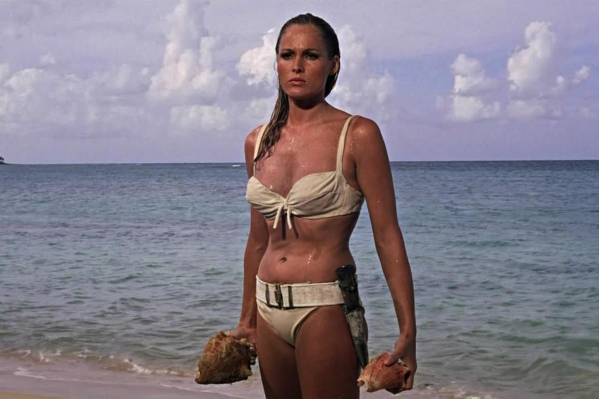 James bond dr no ursula anders