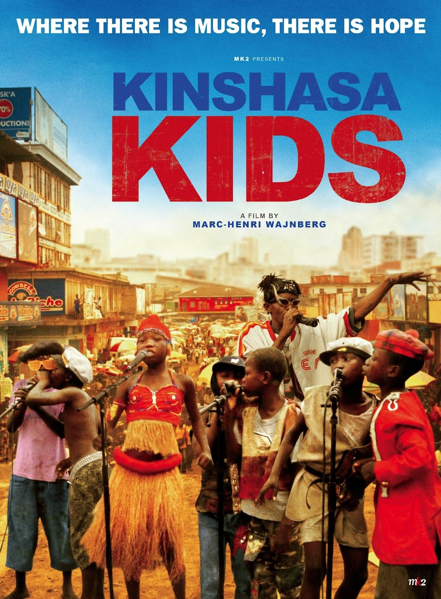 Kinshasa kids wajnberg