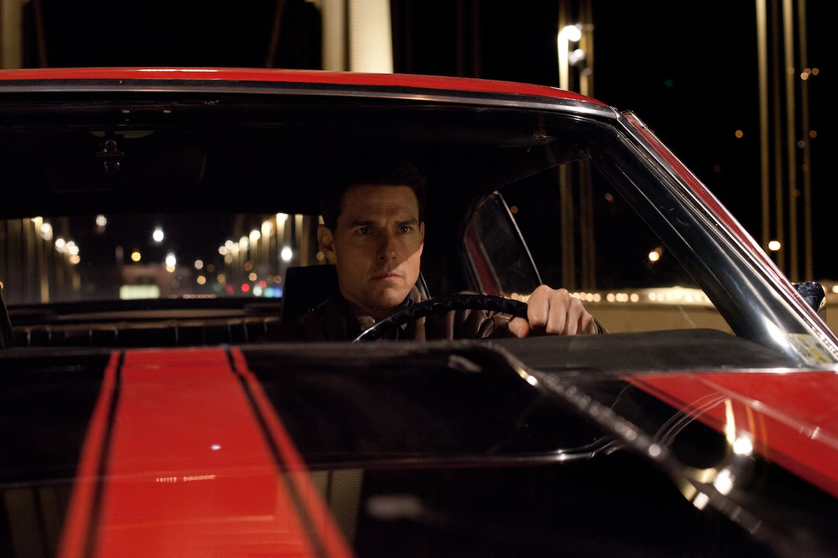 Tom cruise jack reacher