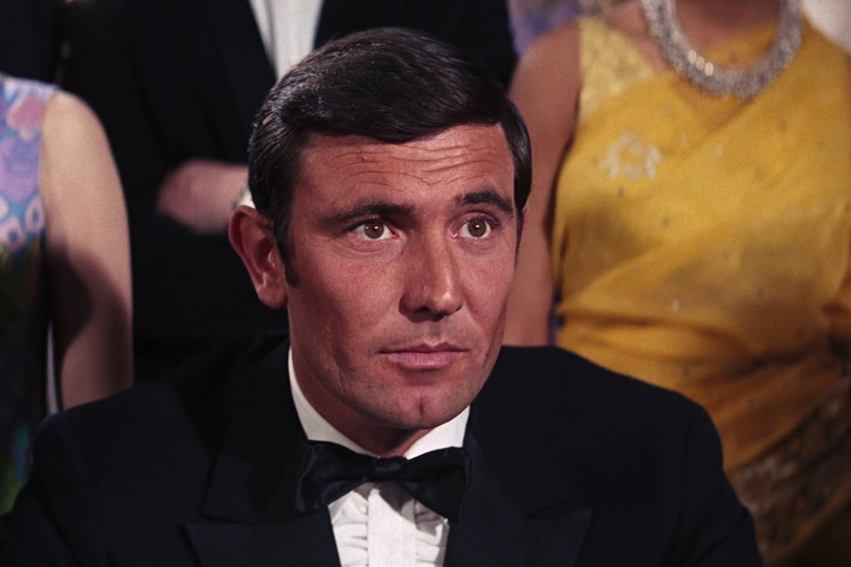 Au service secret de sa majeste george lazenby