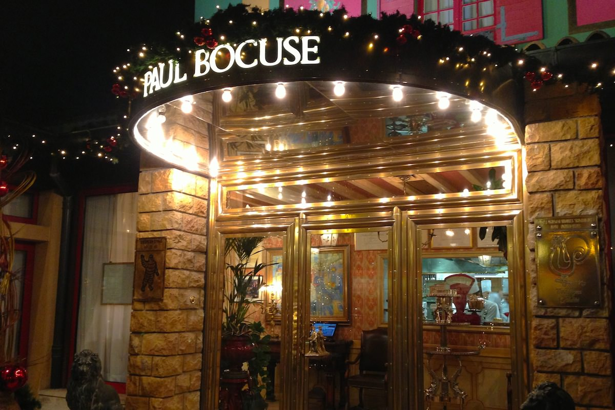 Auberge pont collonges paul bocuse