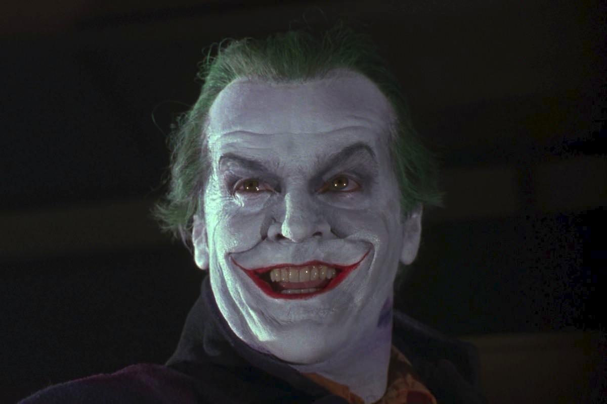Batman burton jack nicholson
