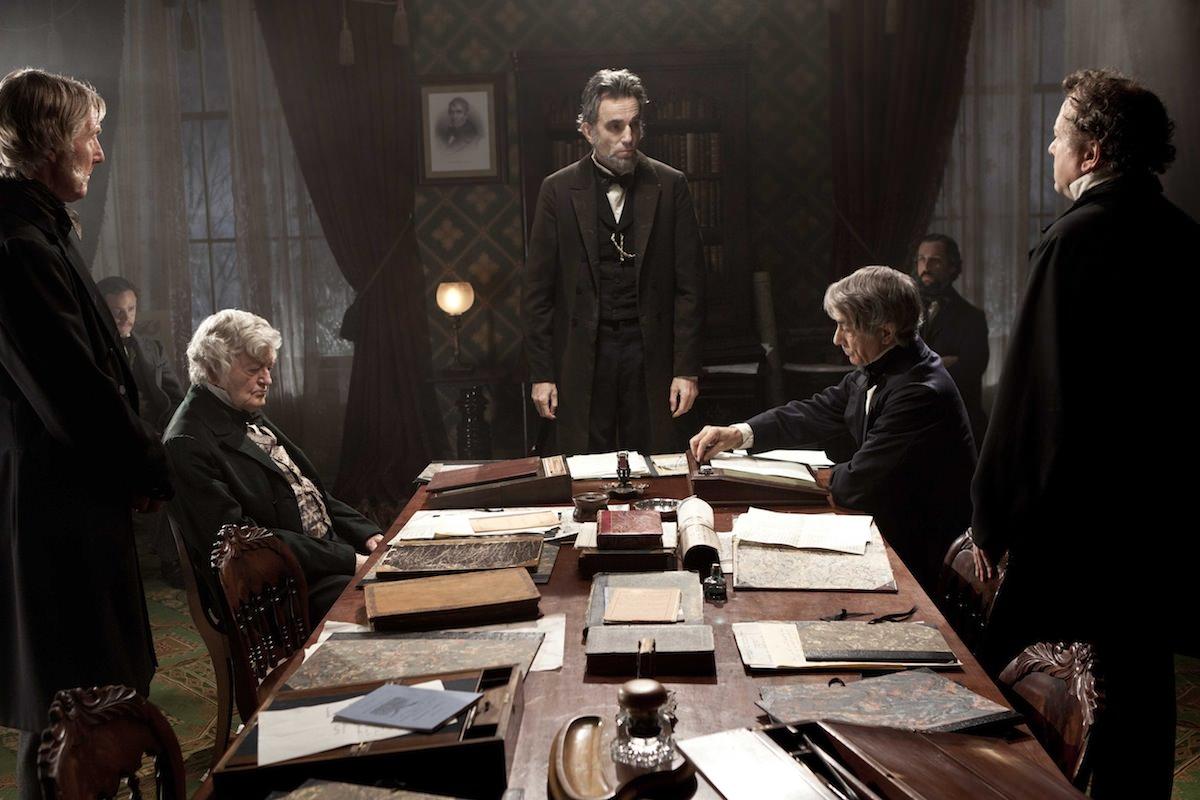 Lincoln steven spielberg daniel day lewis