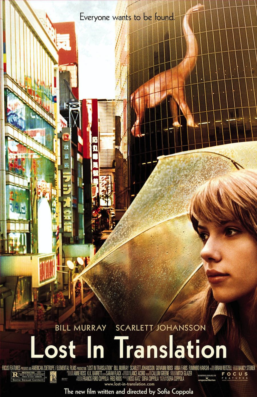 Lost in translation coppola