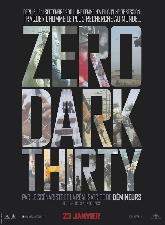 Zero dark thirty kathryn bigelow