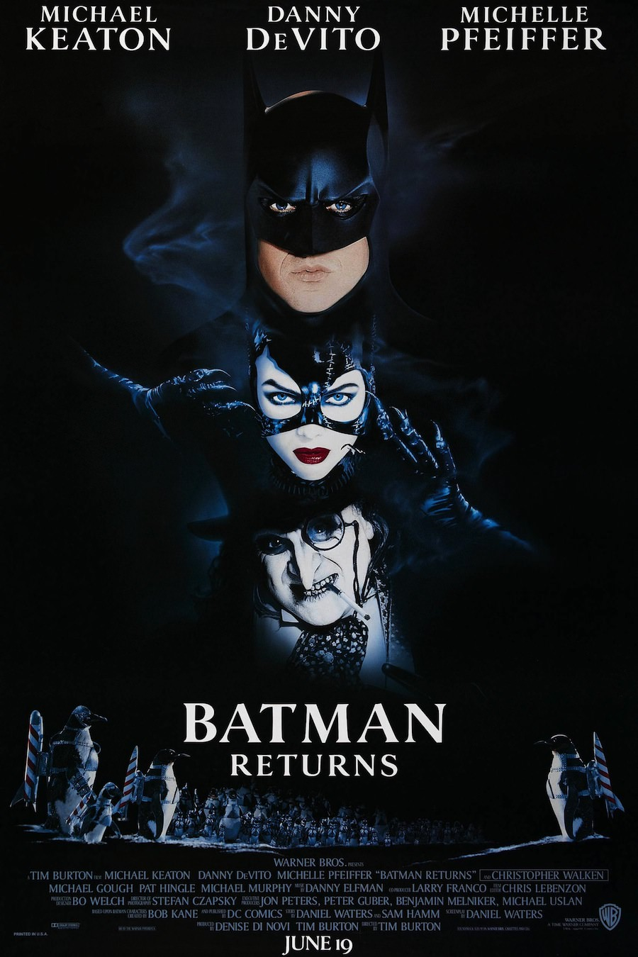 Batman le defi tim burton