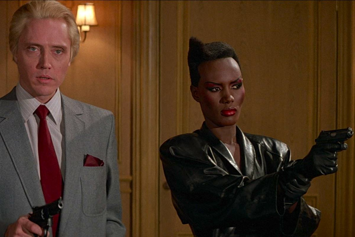 Dangereusement votre grace jones christopher walken