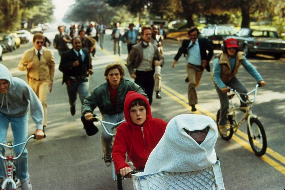 Spielberg et extra terrestre