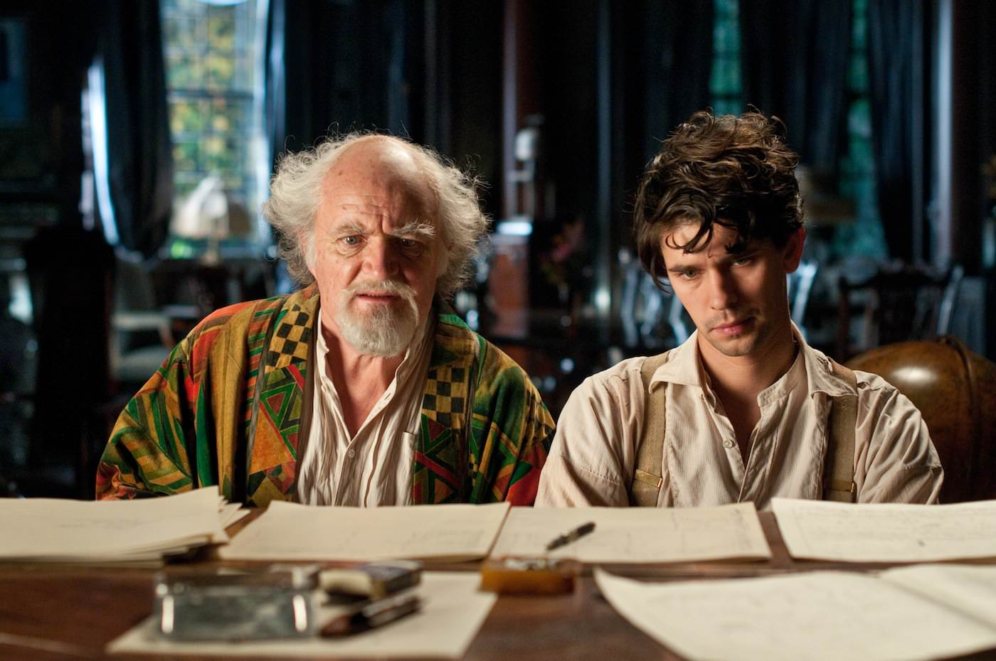 Cloud atlas jim broadbent ben whishaw