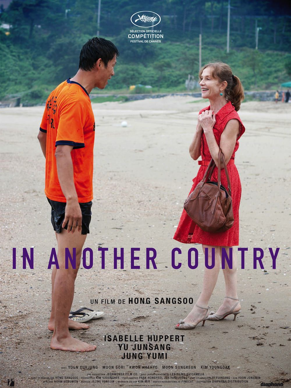 In another country sang soo