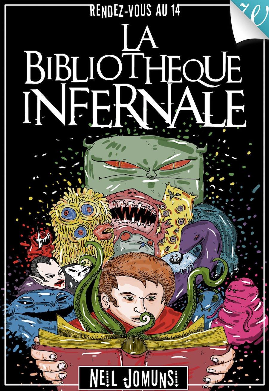 La bibliothque infernale jomunsi