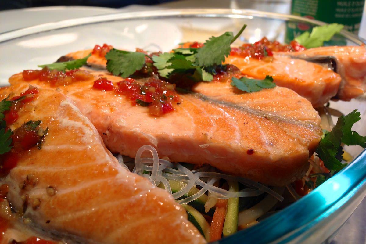 Mama shelter saumon lyon