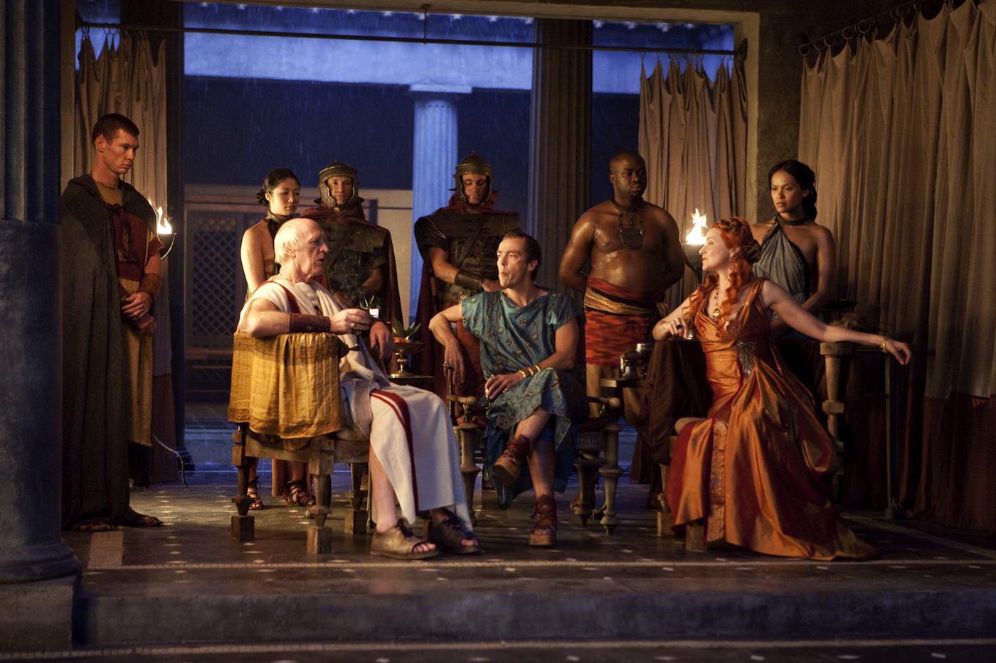 Spartacus batiatus starz