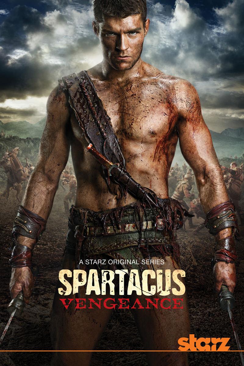 Spartacus starz